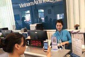 Cuộc đua thanh toán di động trong ngành hàng không