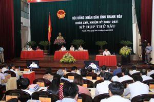 Kỳ họp thứ 6, HĐND tỉnh Thanh Hóa khóa XVII: Nóng ran vấn đề thủy điện