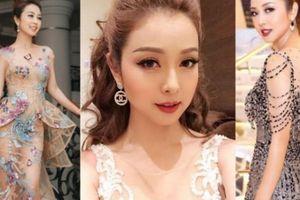Tuổi U40, Hoa hậu Jennifer Phạm vẫn mặc xuyên thấu 'vượt mặt' gái trẻ