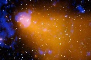 Sửng sốt thông tin mới về cụm thiên hà sáp nhập Abell 3376