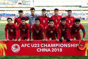 U23 Australia không tham dự Giải Bóng đá quốc tế U23 năm 2018
