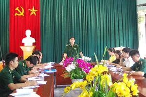 Triển khai kế hoạch tổ chức chương trình Học kỳ Quân đội tại Sơn La