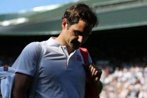 Djokovic bị sốc trước cú sẩy chân ở Wimbledon của Federer
