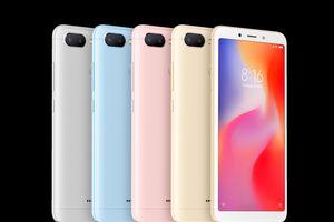 Xiaomi mở bán Redmi 6 và Redmi 6A