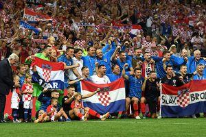 Cận cảnh màn ngược dòng đưa Croatia vào chung kết World Cup