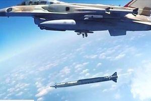 Israel có tên lửa đạn đạo phóng từ máy bay