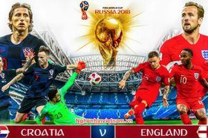 Phân tích trận Anh vs Croatia trước giờ G: một trận đấu nhàm chán