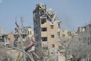 Raqqa - nấm mồ khổng lồ của Syria