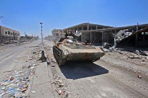 Chiến trường tây nam Syria bùng nổ sau 5 ngày tạm im tiếng súng