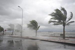 Vùng áp thấp trên biển khả năng mạnh lên thành áp thấp nhiệt đới