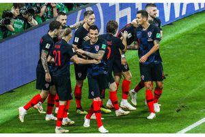 Croatia ngược dòng trước Anh để giành vé Chung kết World Cup 2018