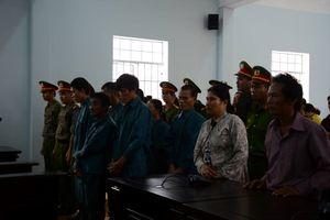 7 bị cáo gây rối tại cổng trụ sở UBND tỉnh Bình Thuận nhận án tù