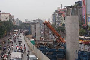 Kiến nghị xử lý trách nhiệm chậm tiến độ, đội vốn đường sắt Nhổn - ga Hà Nội