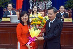 Đồng chí Lâm Thị Sang được bầu làm Phó Chủ tịch UBND tỉnh Bạc Liêu