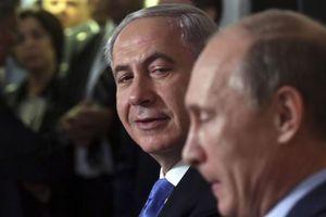 Israel ra đề nghị 'có đi có lại' với Nga về tương lai Syria