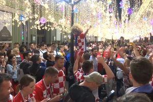 CĐV Anh: 'Croatia đã thi đấu tốt hơn'