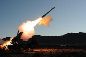 Israel nã tên lửa Patriot vào UAV từ phía Syria