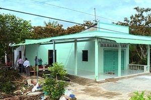 Vĩnh Long: Mưa to gió lớn gây thiệt hại 52 căn nhà