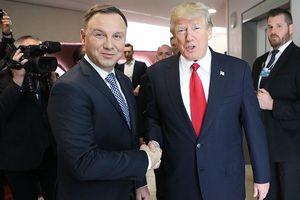 Ba Lan muốn quân đội Mỹ tăng cường hiện diện trên lãnh thổ
