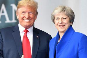 Nhà Trắng khẳng định Tổng thống Trump tôn trọng Thủ tướng Theresa May