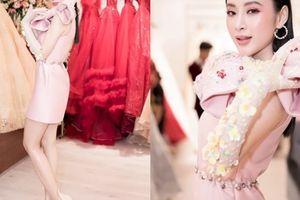 Angela Phương Trinh đeo găng tay giữa mùa hè, mặc đẹp nhất tuần