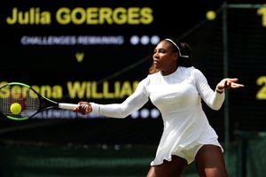 Serena tái đấu với Kerber trong trận chung kết Wimbledon