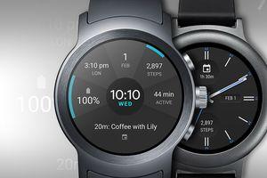Rộ tin LG ra mắt smartwatch mới trong tháng này