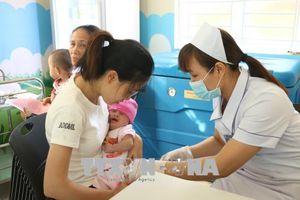 Đảm bảo cung ứng vắc xin phòng bệnh kết hợp bạch hầu, ho gà, uốn ván