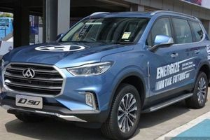 'Của lạ' đến từ Trung Quốc Maxus D90 thách đấu Toyota Fortuner