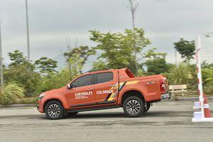 700 khách hàng ở Hà Nội và TP.HCM có cơ hội trải nghiệm mẫu Chevrolet Colorado