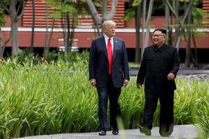 Ông Kim Jong-un ca ngợi Tổng thống Trump hết lời trong thư riêng