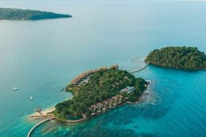 'Tận mục' 7 hòn đảo đẹp nhất Campuchia
