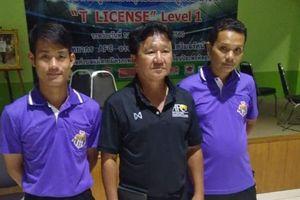 Đội bóng Thái Wild Boars: Các em sống sót nhờ huấn luyện viên Ekapol