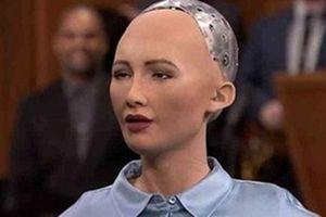 Công dân robot đầu tiên dự đoán đội vô địch World Cup 2018