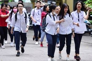 Hà Nam và Nam Định dẫn đầu, Hà Nội gây bất ngờ về điểm thi THPT Quốc gia