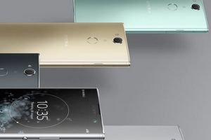 Sony Xperia XA2 Plus sắp 'lên kệ' với thiết kế sáng tạo