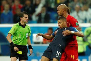 Meunier: 'Mbappe được chỉ đạo để câu giờ trong trận gặp Bỉ'