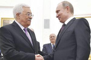 Tổng thống Palestine thăm Nga để thúc đẩy hòa bình Trung Đông
