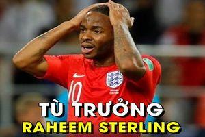 'Thánh vô duyên' Sterling bị chế ảnh tại World Cup 2018