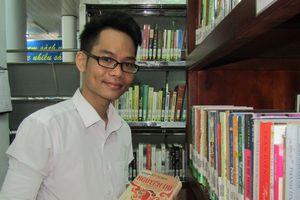 '9X' mê công tác thư viện