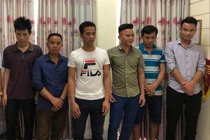 Hà Tĩnh: Triệt phá một đường dây cá độ bóng đá gần 1 tỷ đồng