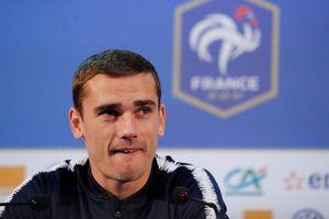Antoine Griezmann: 'Nhịn' ghi bàn để... Pháp vô địch World Cup