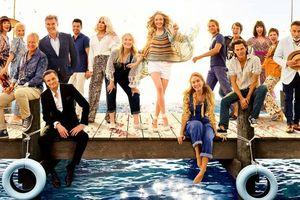 Những cặp bài trùng trong phim 'Mamma Mia! Yêu lần nữa'