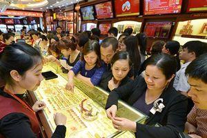 Giá vàng SJC 14/7 tiếp tục giảm mạnh, mua bán 36,820 – 37,000 triệu đồng/lượng
