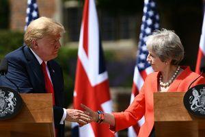 Tiên liệu đầy sóng gió, thượng đỉnh Mỹ - Anh đảo ngược bất ngờ