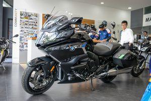 Chi tiết 'siêu môtô' BMW K1600B chính hãng tại Việt Nam