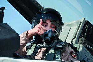 Công chúa Bahrain trở thành phi công máy bay chiến đấu