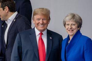 Trump đang phá vỡ 'mối quan hệ đặc biệt' Mỹ-Anh?