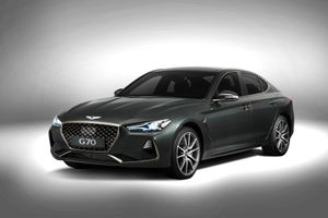 Chi tiết 5 phiên bản sắp ra mắt của xe sang Genesis G70 2019