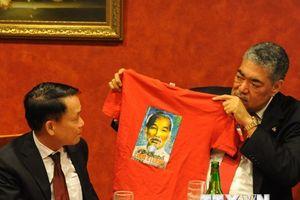 Các hoạt động của Đoàn Đảng Cộng sản Việt Nam tại Dominicana